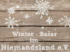 Winter-Basar im Niemandsland e.V.
